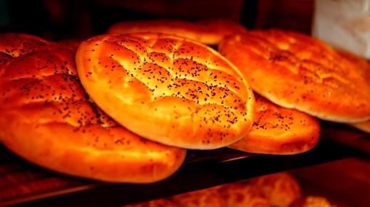 جربي عمل الخبز التركي..طريقة سهلة