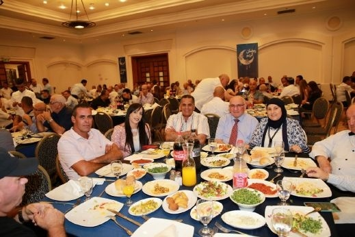 بنك لئومي يستقبل شهر رمضان بأمسية احتفالية