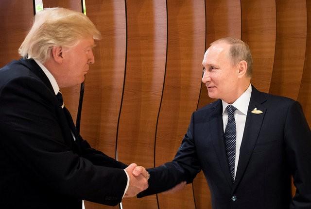 תוצאת תמונה עבור site:alarab.com ترامب بوتين