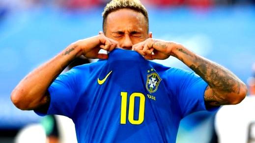 البرازيلي نيمار: خروجنا من كأس العالم مؤلم
