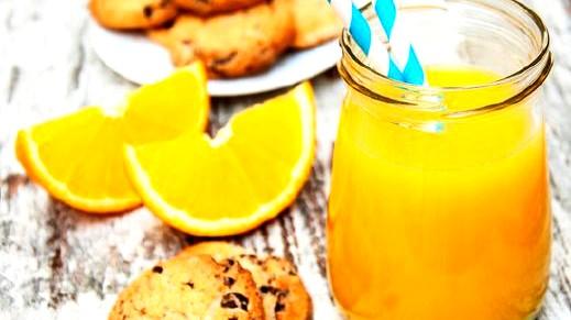 طريقة تحضير كوكيز الشوكولاطة بالبرتقال