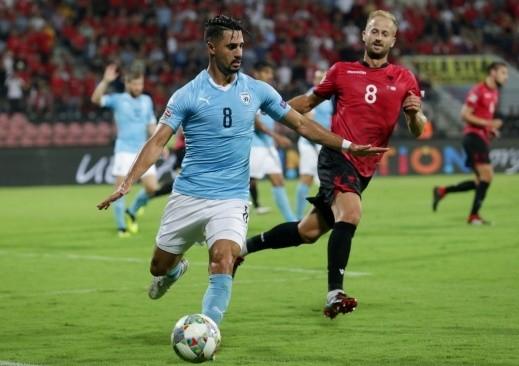منتخب البانيا يفوز على منتخب اسرائيل بهدف نظيف | كل العرب