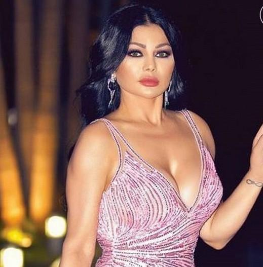 شائعات الزواج تطارد هيفاء وهبي بسبب صورة! | كل العرب
