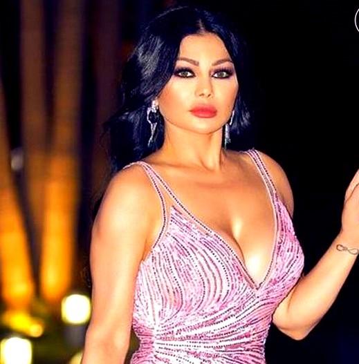 شائعات الزواج تطارد هيفاء وهبي بسبب صورة!   كل العرب