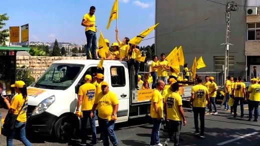 حملة وليد عفيفي: التغيير بدأ يلوح في الأفق