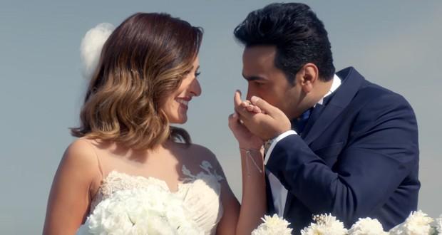 تامر حسني يطرح فيديو كليب حلم سنين كل العرب