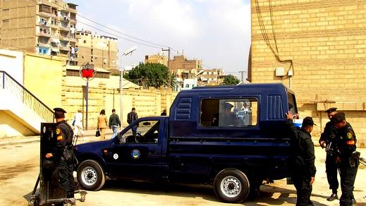 مصر: مقتل 5 مسلحين في العريش