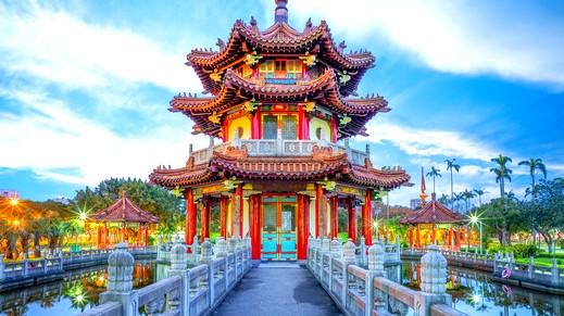 صور.. تمتعوا بجمال تايبيه التايوانية