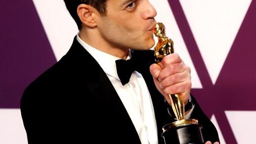 اوسكار 2019: المصري رامي مالك أفضل ممثل