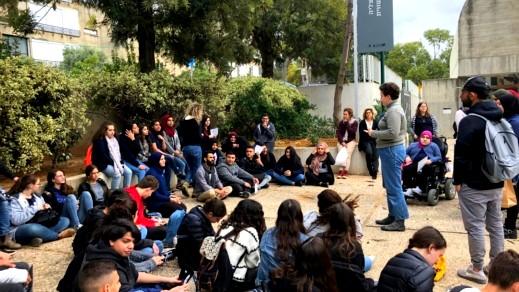 همدراشا: ورشات فنيّة تجمع طلابًا عربًا ويهودًا