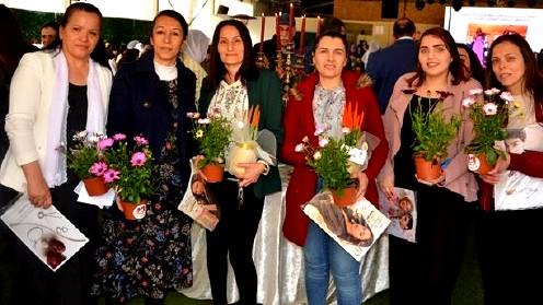 بيت جن: مؤتمر المرأة والأم في جمعية نسيج