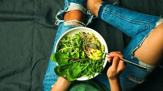 حواء.. كيف تتبعين نظام غذائي نباتي؟