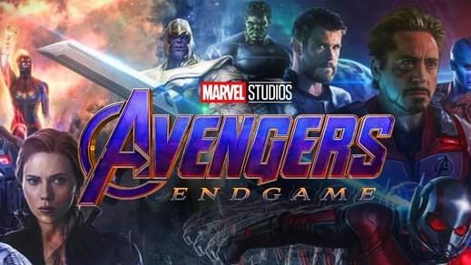 تسريب فيلم Avengers Endgame كل العرب