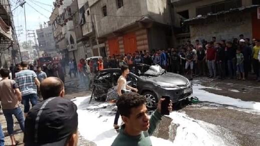 نتيجة بحث الصور عن site:alarab.com غزة اغتيال