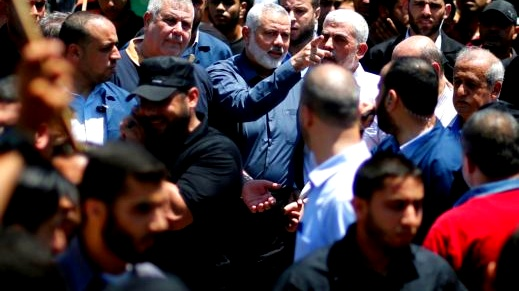 غزة تتظاهر رفضا لمؤتمر البحرين