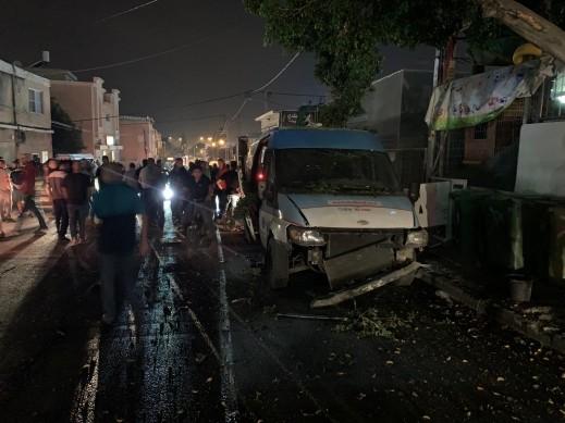 باقة الغربية: إنفجار سيارة في منطقة مأهولة بالسكان