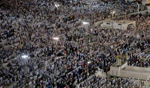 أكثر من 1.8 مليون حاج يصلون إلى السعودية