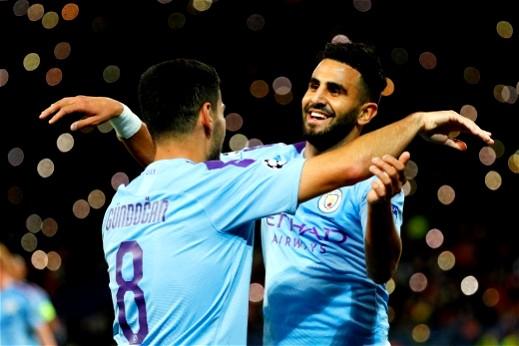 سان جيرمان يرغب بضم النجم الجزائري رياض محرز | كل العرب