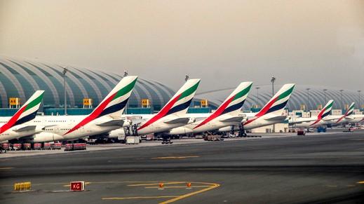 120 مليون مسافر سنويًا بمطار دبي!