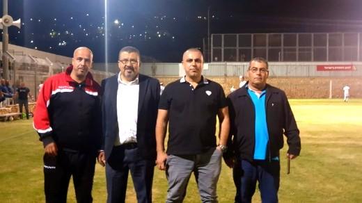 فريق بستان المرج - سولم للمخضرمين ينطلق رسميًا