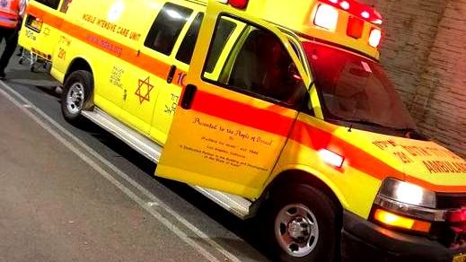 بيت جن: إصابة شاب إثر انزلاق دراجة