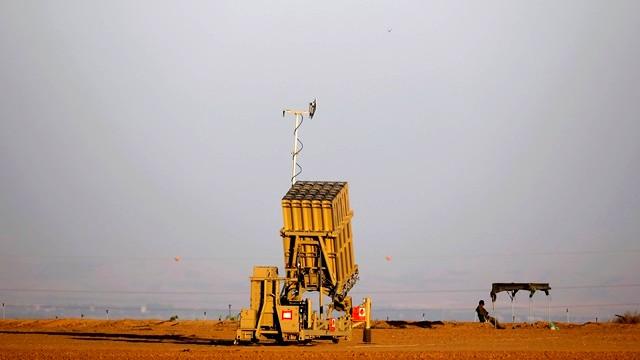 الجيش الإسرائيلي: إطلاق 4 قذائف من غزة