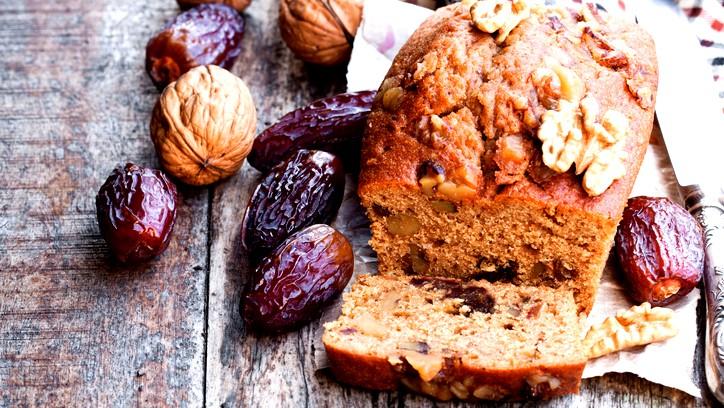 طريقة تحضير خبز التمر اللذيذ