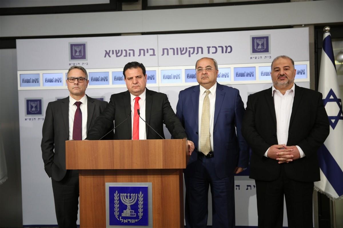 المشتركة توصي على غانتس لتشكيل الحكومة   كل العرب