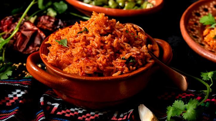 طريقة تحضير الأرز المكسيكي.. صحتين
