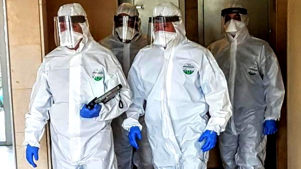 مستشفى بادا بوريا: 6 مرضى كورونا يتلقون العلاج