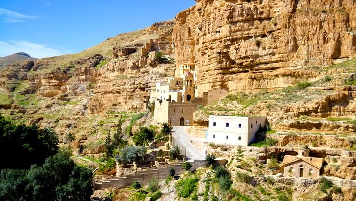رحلة مصوّرة إلى أريحا.. أقدم المدن في التاريخ