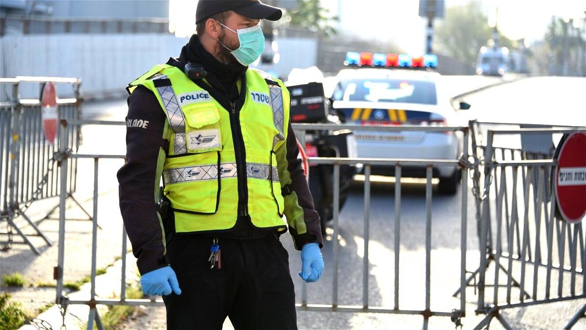 الشرطة: ضبط مصابة كورونا من الطيرة تتجول في تل ابيب