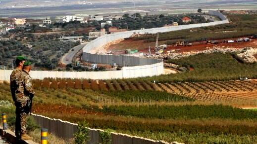 الجيش الإسرائيلي: رصد مشتبهين قرب الحدود مع لبنان