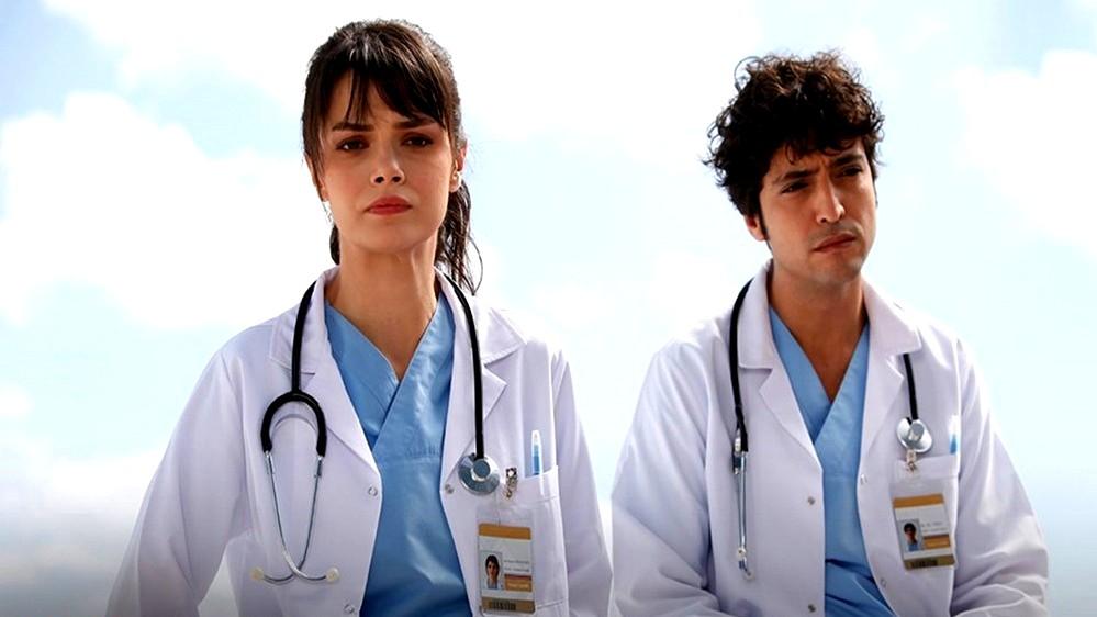 مشاهدة مسلسل الطبيب المعجزة الحلقة 41