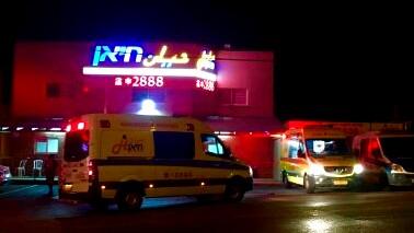 ابو سنان: نقل شابة للمستشفى بعد تعرضها لنوبة قلبية