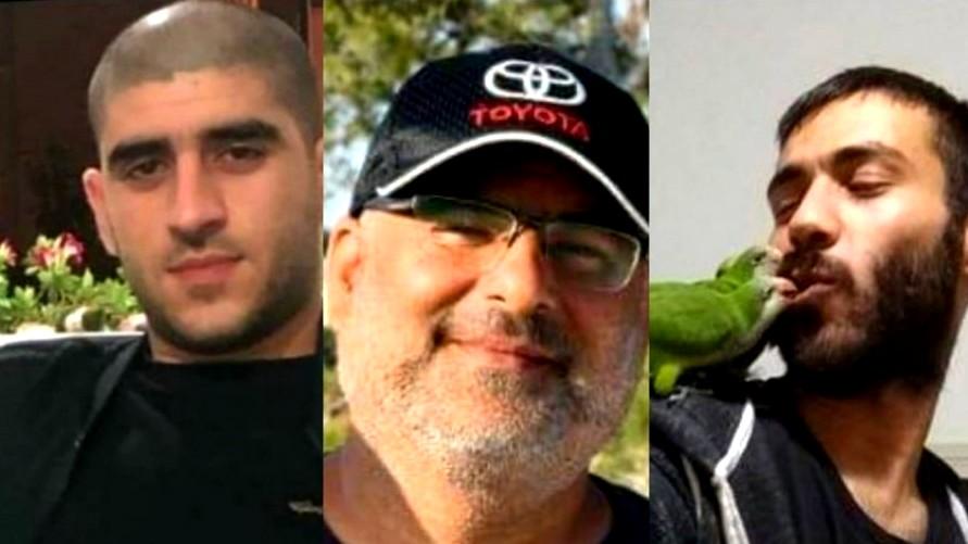 اعتقال مشتبهين بقتل الاخوين شرقية وامير أبو حسين