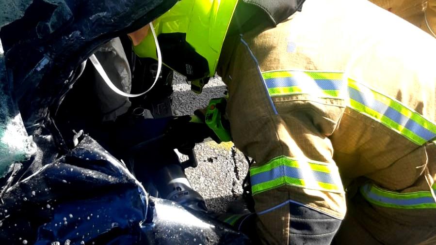 الضفة الغربية  مصرع رجل (40 عامًا) اثر حادث طرق
