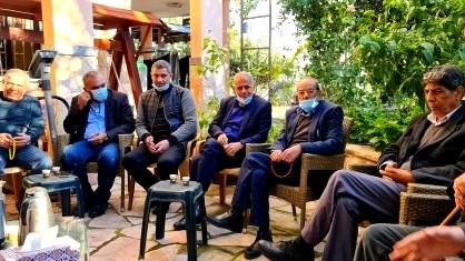 اللجنة الشعبية في سخنين تتضامن مع نبيه ابو صالح