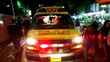 قلنسوة: اصابة طفل اثر تعرضه للدهس
