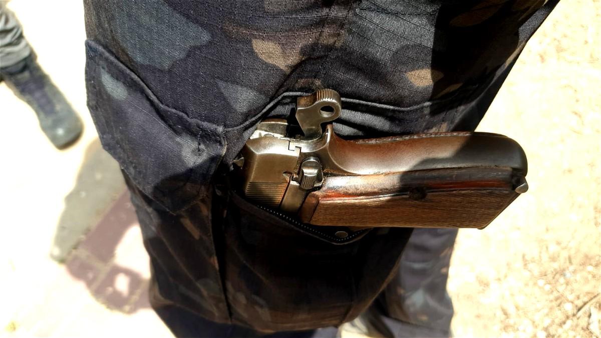 قلنسوة :اعتقال مشتبه هرب من الشرطة