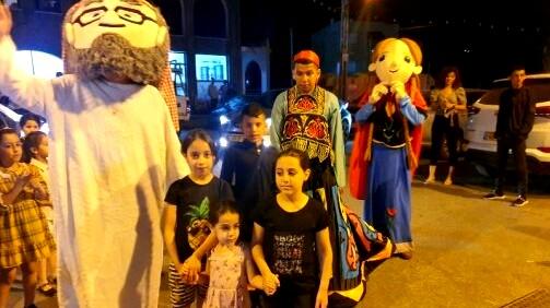 كابول | مشاركة واسعة في مسيرة التهاليل