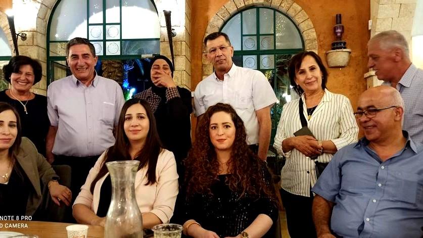 افطار رمضاني لموظفي وعمال مجلس اكسال