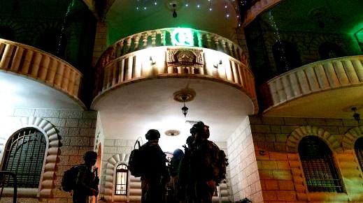 الجيش يفحص إمكانية هدم منزل الشلبي