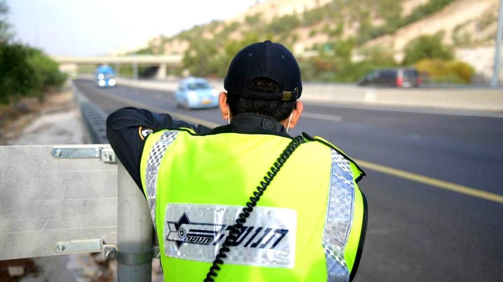 ضبط فلسطيني يقود بسرعة 173 كلم