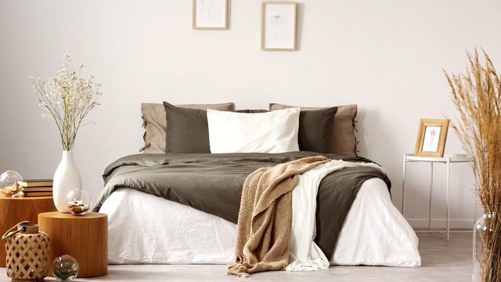 أفكار لغرف نوم مريحة وأنيقة