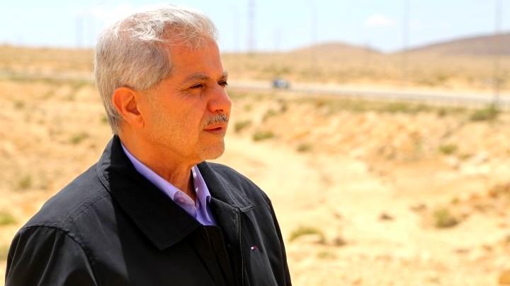 العرب في الائتلاف الحكومي  ب.إبراهيم أبو جابر