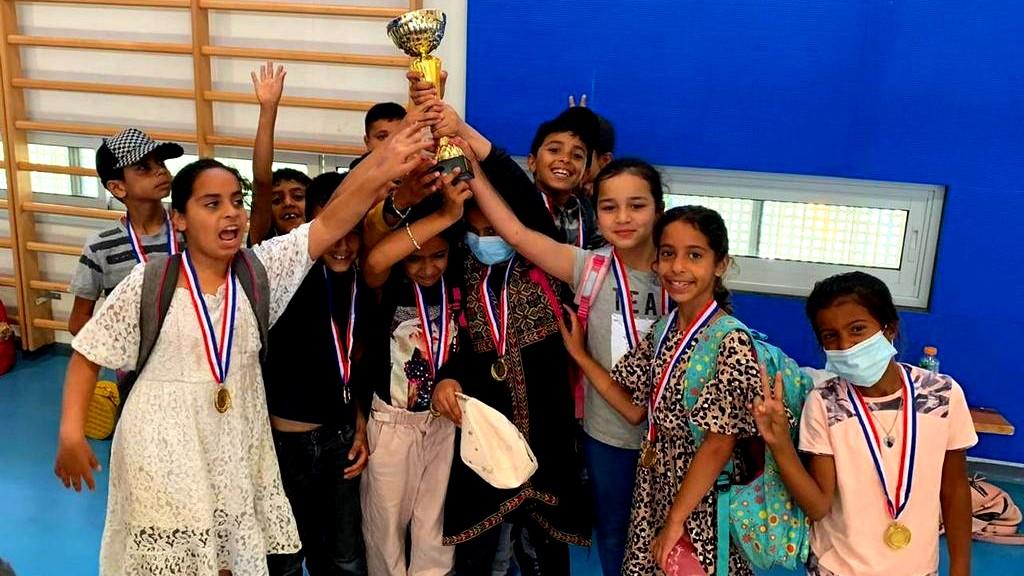 حورة: يوم رياضي لطلاب مدرسة الزهراء