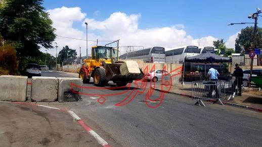 حالة استنكار في حي الشيخ جراح بسبب تضييقات