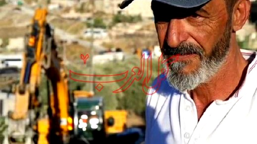 محمد درويش من القدس: هدمت بيتي بعد ان هددوني