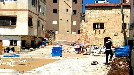 بلدية سخنين: مشروع لترميم البلدة القديمة
